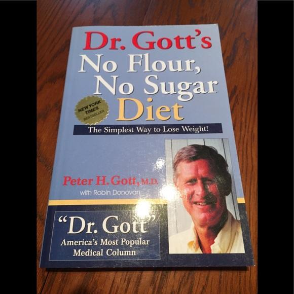 dr gott s no flour no sugartm diet gott peter h